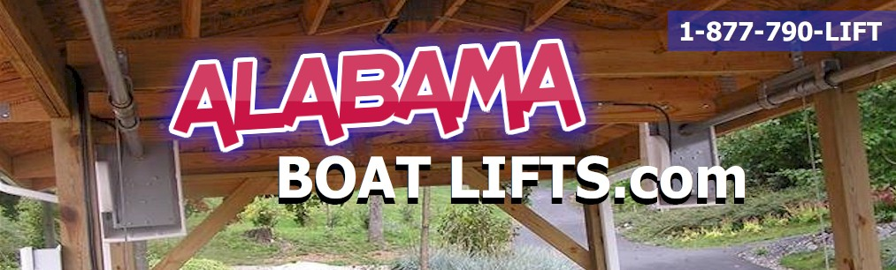 Alabama Boat Lifts - Pontoon Boat Lifts